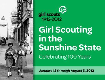 Girl Scouting in the Sunshine State